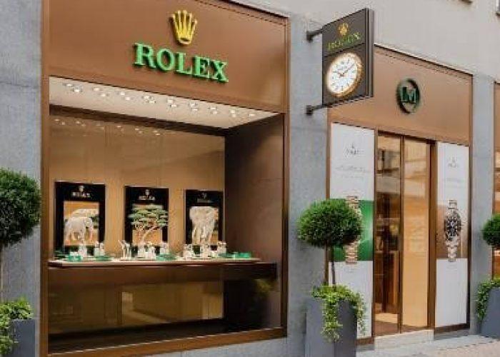Zagreb – Petrićeva ulica – Rolex
