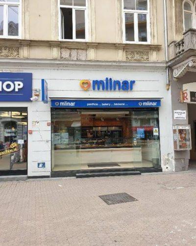 Zagreb – Petrinjska ulica – Mlinar