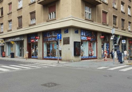 Zagreb – Varšavska – Levis